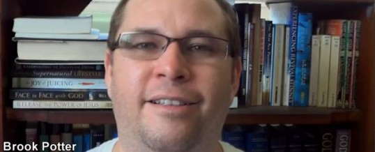 Brook Potter teaching about 1 John 1:9 (Video)