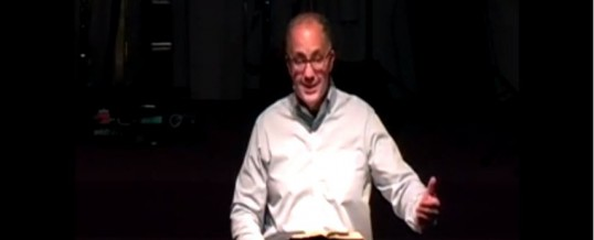 Gary DeMar Talks End Times at Welton Academy (Video Series)