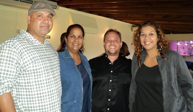 Pete Cabrera Jr and Brook Potter Puerto Rico 2012