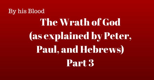 The Wrath of God explained