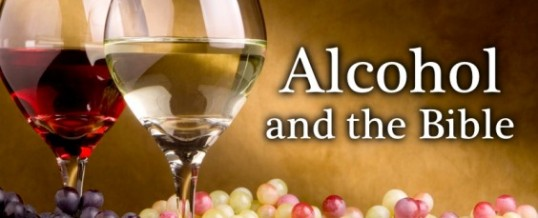 Christians and Alcohol by Pastor David B. Curtis (video teaching)